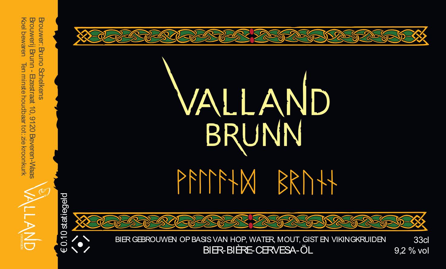 Valland Brunn